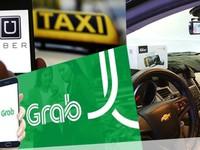 Hà Nội: Sẽ yêu cầu Uber, Grab công khai giá cước vận tải