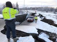 Động đất 7 độ richter rung chuyển Alaska, Mỹ