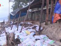 Sạt lở nhiều điểm ven biển Thừa Thiên - Huế do mưa lớn