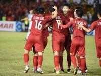 Thắng ĐT Phlippines, HLV Park Hang Seo khẳng định ĐT Việt Nam vẫn cần cải thiện thêm