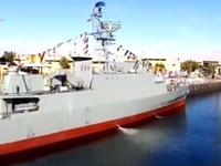 Iran ra mắt tàu khu trục tự sản xuất