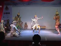 Độc đáo nghệ thuật vũ kịch mặt nạ (Lakhon Khol) của Campuchia