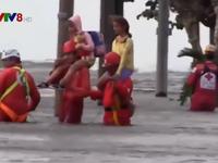 Cuba sơ tán người dân do ngập lụt