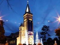 An lành Giáng sinh ở thành phố tình yêu