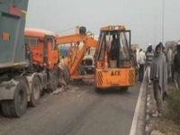 Ấn Độ: Tai nạn giao thông liên hoàn 50 xe, ít nhất 8 người thiệt mạng