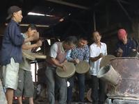 Độc đáo làng nghề đúc đồng Phước Kiều