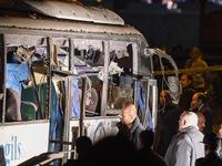 Vụ đánh bom xe chở đoàn du khách Việt Nam tại Ai Cập là tấn công khủng bố