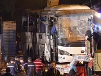 Ai Cập nỗ lực điều tra thủ phạm vụ đánh bom xe khách