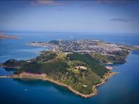 Hai đảo New Zealand xích lại gần nhau hơn do động đất