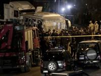 Xác định danh tính 3 nạn nhân trong vụ đánh bom xe tại Ai Cập