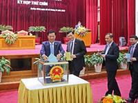 Quảng Ninh công bố kết quả lấy phiếu tín nhiệm 29 chức danh do HĐND tỉnh bầu