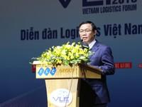Đóng góp của logistics cho GDP còn thấp