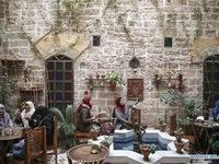Nhà cổ hàng trăm năm tuổi 'lột xác' thành nhà hàng ở dải Gaza