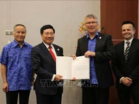 30th APEC Ministerial meeting opens in Papua New Guinea