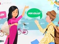 Get proficient in the language through 'Hello Vietnam' on VTV4
