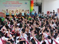Summer camp for Vietnamese, Lao, and Cambodian kids wraps up