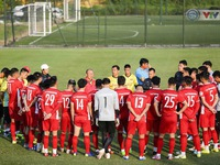 Vietnam determined to triumph in AFF Suzuki Cup: head coach