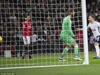 VIDEO Tổng hợp trận đấu: Tottenham 2-0 Man Utd