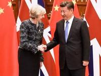 Anh - Trung Quốc nhất trí thúc đẩy thương mại sau Brexit