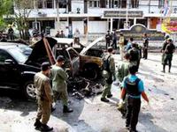 Đánh bom liên hoàn làm rung chuyển tỉnh Pattani, Thái Lan