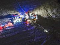 Nga tìm thấy hộp đen của máy bay Antonov An-148 bị rơi