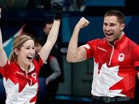 TRỰC TIẾP Olympic Pyeongchang 2018 ngày thi đấu 13/2: Đoàn thể thao Canada giành HCV bộ môn bi đá trên băng
