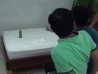 Phát hiện nhiều nam nữ tuổi teen nghi phê ma túy trong khách sạn