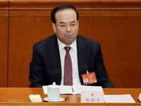 Trung Quốc kết tội tham nhũng cựu Ủy viên Bộ Chính trị