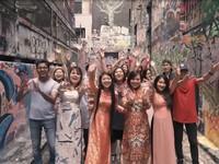 MV 'Tết sum vầy' của du học sinh khắp nơi trên thế giới