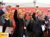 Cộng đồng người Việt tại Hungary, Tây Ban Nha đón Tết Mậu Tuất