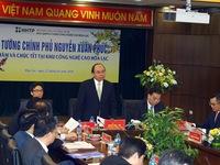 Thủ tướng: Khu công nghệ cao Hòa Lạc sẽ là nơi khởi nghiệp tốt nhất