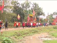 Hà Tĩnh: Lễ hội rước sắc phong Vua Hàm Nghi