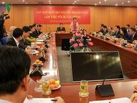 Chủ tịch Quốc hội đề nghị ngành tài chính tập trung quản lý nợ công