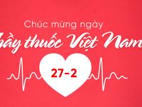 Trái tim cho em: Tri ân ngày Thầy thuốc Việt Nam