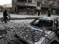Quốc tế nỗ lực hạ nhiệt 'chảo lửa' Đông Ghouta ở Syria