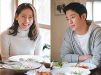 Son Ye Jin cực tình cảm với bạn diễn trong phim mới