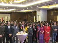 Tổ chức Tết cộng đồng tại Bắc Kinh (Trung Quốc)