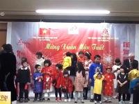 Cộng đồng người Việt tại Tokyo và Fukuoka đón Tết