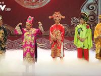 Táo quân 2018: 'Táo' Quang Thắng tự tin 'vượt mặt' bộ ba quyền lực của thiên đình