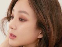 'Cò hương' Jung Ryeo Won đẹp dịu dàng trong bộ ảnh mới