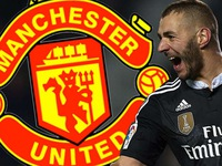 Chuyển nhượng bóng đá quốc tế ngày 06/02/2018: Real Madrid đề nghị bán Benzema cho Man Utd