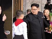 Em gái lãnh đạo Triều Tiên Kim Jong-un sang Hàn Quốc tham dự lễ khai mạc Olympic mùa Đông