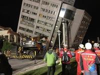Chưa phát hiện công dân Việt Nam bị thương trong vụ động đất tại Đài Loan