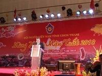 Cộng đồng người Việt tại Udonthani, Thái Lan mừng xuân Mậu Tuất