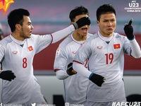 CĐV châu Á choáng váng với chiến thắng lịch sử của U23 Việt Nam ở bán kết