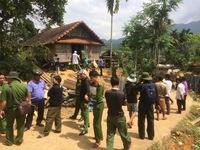 Thanh niên tử vong do trúng đạn súng săn tự chế tại Quảng Ngãi