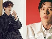 Lee Dong Wook so vẻ lạnh lùng với Park Hae Jin