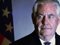 Ngoại trưởng Mỹ Rex Tillerson bị cách chức