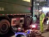 Tạm giữ tài xế gây tai nạn nghiêm trọng tại TP.HCM