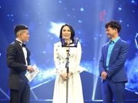 Mỹ Tâm giành cú đúp Album của năm và Ca sĩ của năm tại 'Giải Âm nhạc Cống hiến 2018'